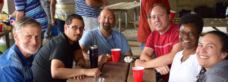 OIT employees enjoy Cool Hot Summer Event!