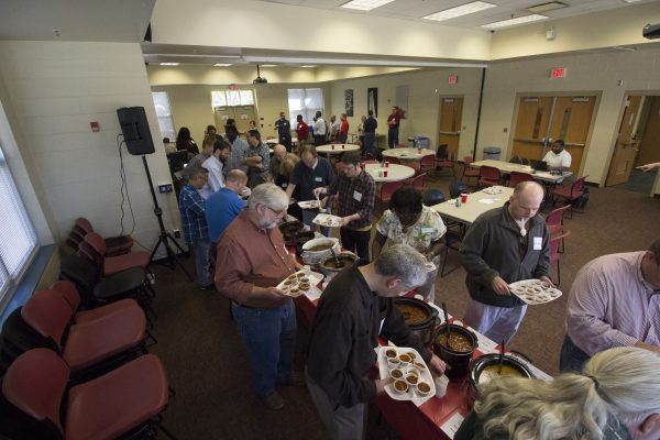 ComTech hosts its annual Chili Cookoff