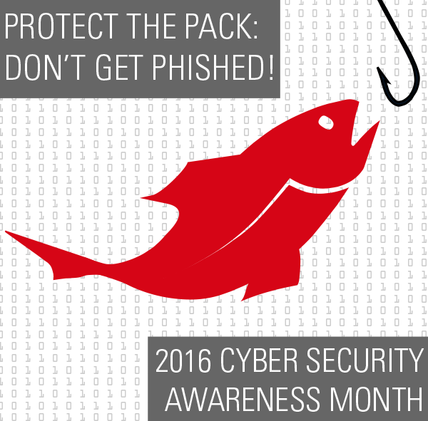 Protect the Pack: Don't Get Phished!