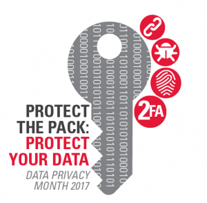 Protect the Pack: Protect Your Data